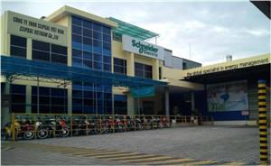 Công trình công ty TNHH Schneider Eectric Manufacturing Việt Nam Quận 9, TP Hồ Chí Minh