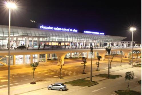 Thi công Nhà Ga T2 – Sân Bay Đà Nẵng