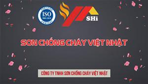 Tài liệu kỹ thuật sơn chống cháy SHi