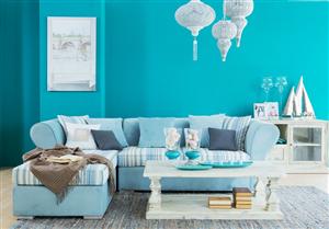 Chọn màu sơn nhà theo mệnh Thủy
