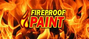 70% các công trình hiện nay đều sử dụng Sơn chống cháy