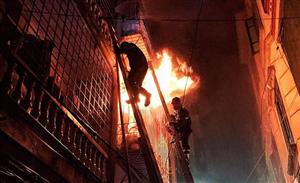Các biện pháp phòng cháy nhà ống