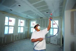Tìm hiểu về máy phun sơn chống cháy